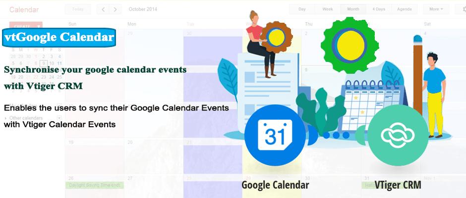 vtGoogle Calendar