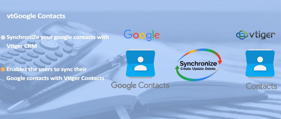 vtGoogle Contacts